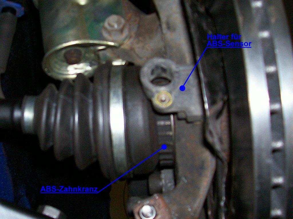 Ford Edge Speed Sensor Ring